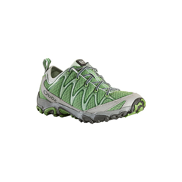 OBoz Emerald Peak Trail Running Shoe - Women's - 7.5/Leaf, Leaf, 600