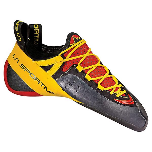 La Sportiva Genius Rock Shoe - Men's - 44.5/Red, Red, 600