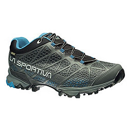 La Sportiva Primer Low GTX Hiking Shoe - Men's, Carbon-Blue, 256
