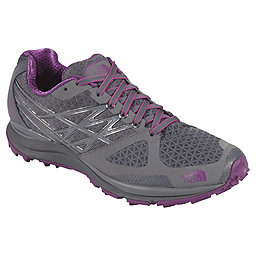 The North Face Ultra Cardiac Trail Running Shoe - Women's, Pache Grey-Byzantium Purple, 256