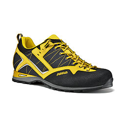 Asolo Magix Approach Shoe - Men's, Black-Yellow, 256
