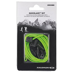 Salomon Quicklace Lace Kit, Green, 256