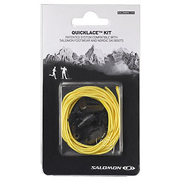 Salomon Quicklace Lace Kit, Yellow, 256