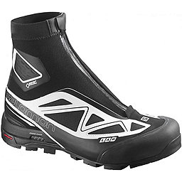 Salomon S-Lab X Alp Carbon GTX Boot - Men's, Black-Black-White, 256