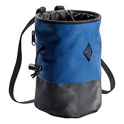 Black Diamond Mojo Zip Chalk Bag, Denim, 256