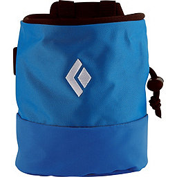 Black Diamond Mojo Zip Chalk Bag, Ultra Blue, 256