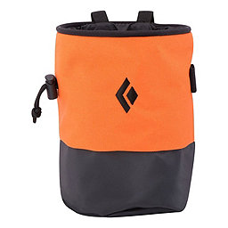 Black Diamond Mojo Zip Chalk Bag, Dawn-Slate, 256