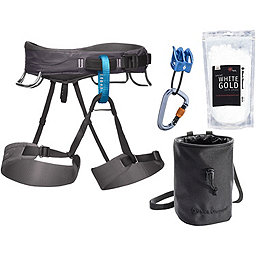 Black Diamond Momentum Harness Package - Men's, Slate, 256