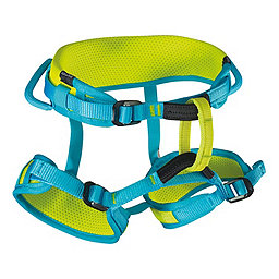 Edelrid Finn II Harness - Youth, Oasis-Icemint, 256