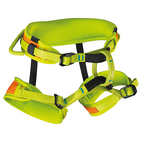 Edelrid Finn II Harness - Youth, Oasis-Sahara, 600