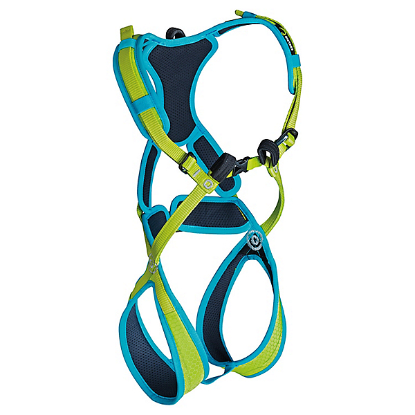 Edelrid Fraggle II Body Harness - Todler's - XXS/Oasis-Icemint, Oasis-Icemint, 600
