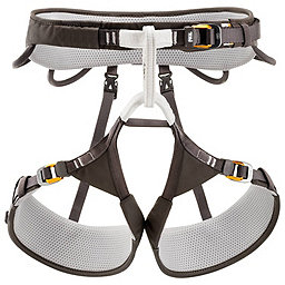 Petzl Aquila Harness - Men's, Grey, 256