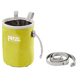 Petzl Bandi Chalk Bag, Yellow, 256