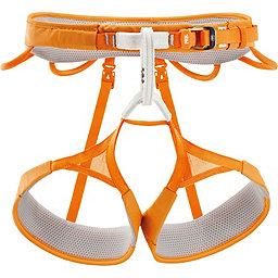 Petzl Hirundos Harness - Men's, Orange, 256