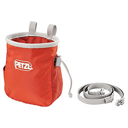 Petzl Saka Chalk Bag, Coral, 256