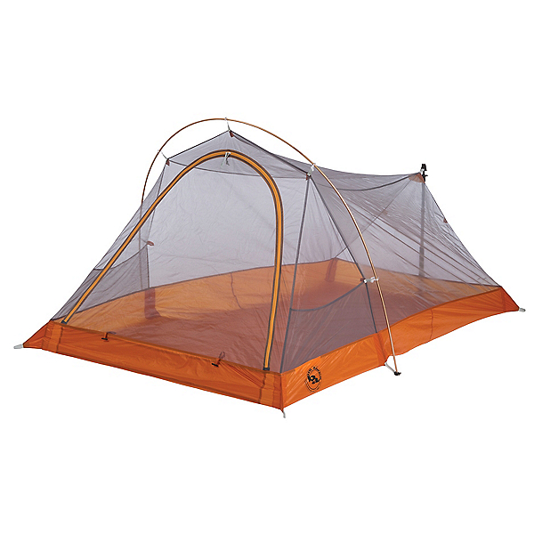 Big Agnes Bitter Springs UL 2 Tent, Silver-Gold, 600