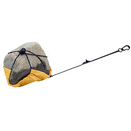 Big Agnes Blowdown Tent Anchor Snow and Sand Stake, Black-Yellow, 256