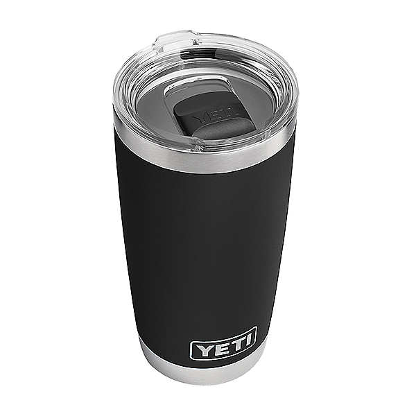 Yeti Rambler 20 oz Insulated Tumbler w/ MagSlider Lid, Black, 600