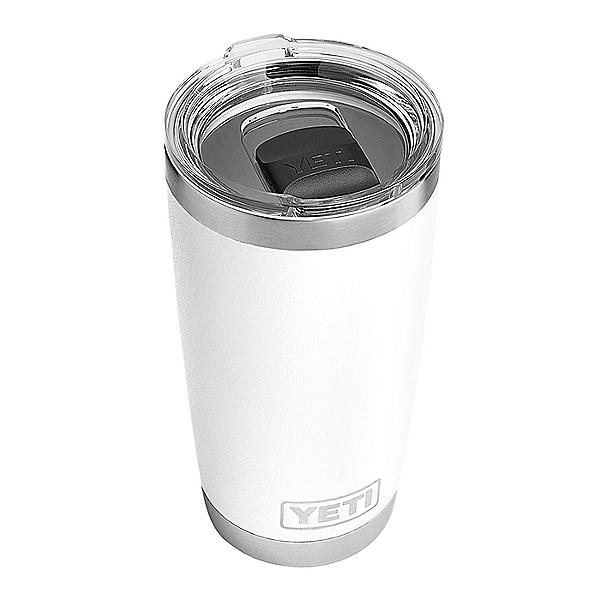 Yeti Rambler 20 oz Insulated Tumbler w/ MagSlider Lid White - 20oz, White, 600