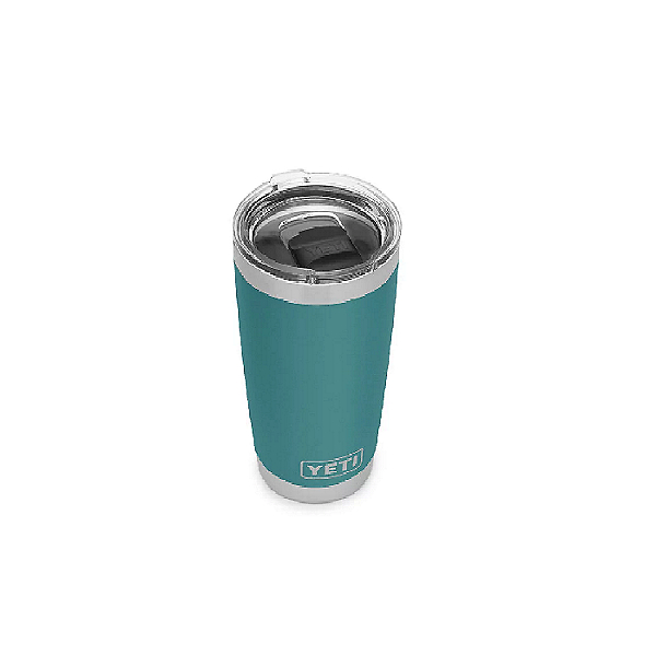 Yeti Rambler 20 oz Insulated Tumbler w/ MagSlider Lid River Green - 20oz, River Green, 600
