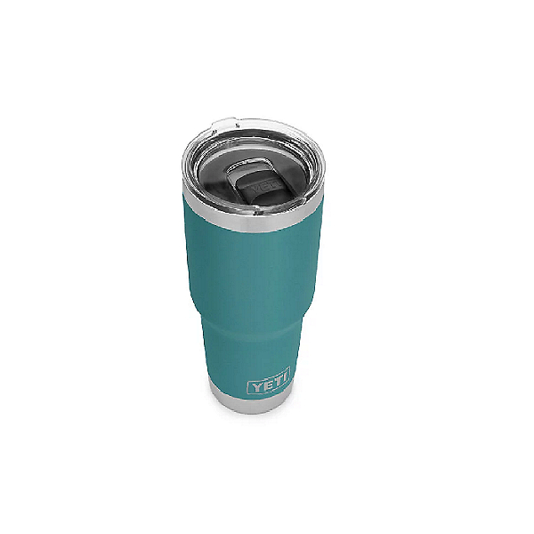 Yeti Rambler 30 oz. Insulated Tumbler w/ MagSlider Lid River Green - 30oz, River Green, 600
