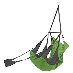 Eagles Nest Outfitters Air Pod Hanging Chair, Charcoal-Lime, 256
