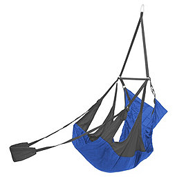 Eagles Nest Outfitters Air Pod Hanging Chair, Charcoal-Royal, 256