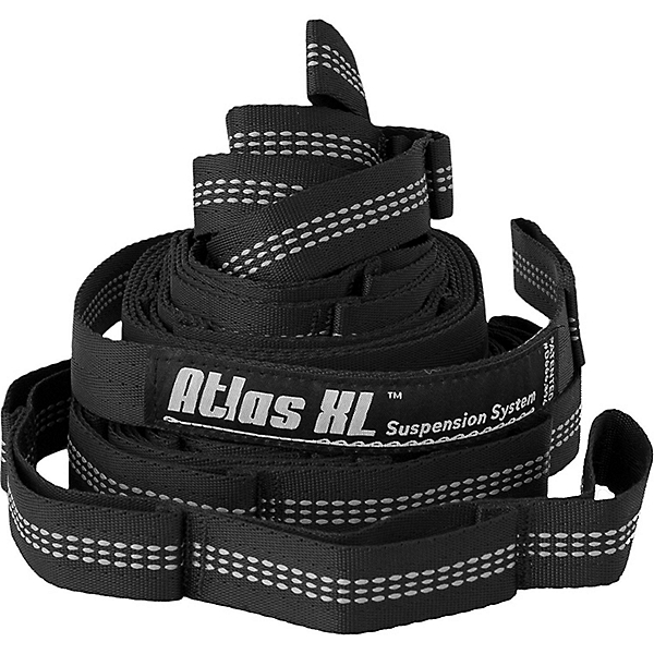 Eagles Nest Outfitters Atlas XL Suspension Strap, Black-Grey, 600