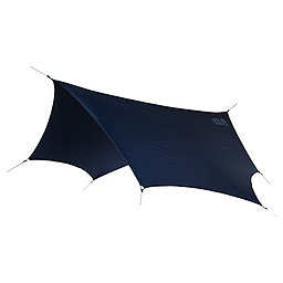 Eagles Nest Outfitters DryFly Rain Tarp, Navy, 256