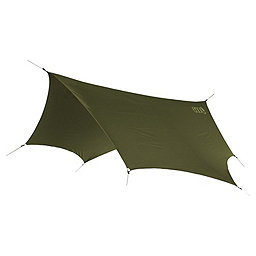 Eagles Nest Outfitters DryFly Rain Tarp, Olive, 256