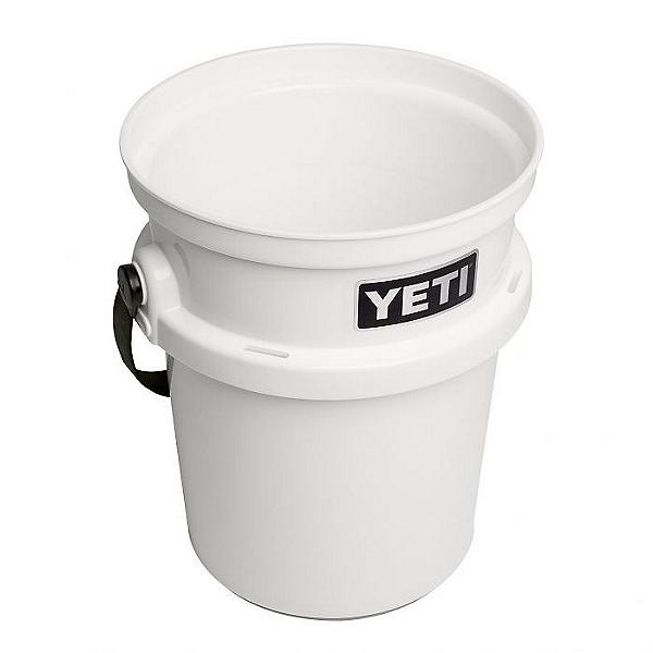 Yeti LoadOut Bucket - 5 Gallon, White, 600