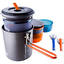 GSI Outdoors Halulite MicroDualist Cookset, , 256