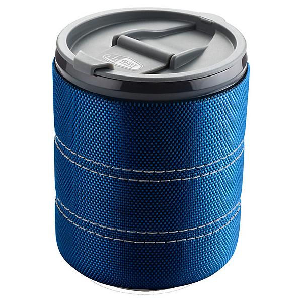 GSI Outdoors Infinity Backpacker Mug- Orange - 17OZ/Blue, Blue, 600