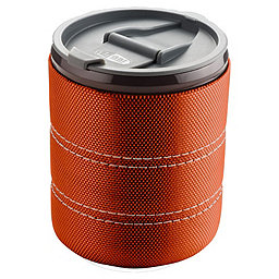 GSI Outdoors Infinity Backpacker Mug- Orange, Orange, 256