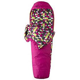 Marmot Kid's Trestles +30 Sleeping Bag Youth, Lipstick Left Zip, 256
