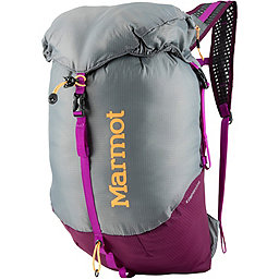 Marmot Kompressor Pack, Grey Storm-Deep Plum, 256