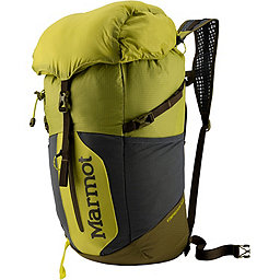 Marmot Kompressor Plus Pack, Citronelle-Olive, 256