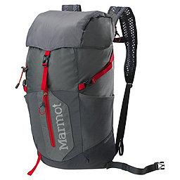 Marmot Kompressor Plus Pack, Cinder-Team Red, 256