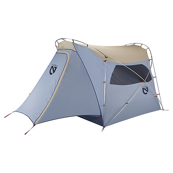 Nemo Wagontop 4 Tent - Horizon Blue-Sunbeam Yellow, Horizon Blue-Sunbeam Yellow, 600