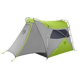 Nemo Wagontop 4 Tent, Granite Grey-Birch Leaf Green, 256
