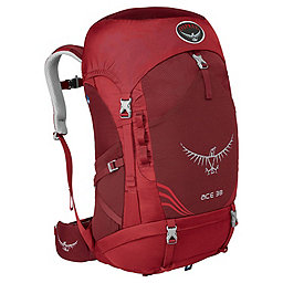 Osprey Ace 38 Backpack - Youth, Paprika Red, 256