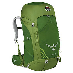 Osprey Ace 75 Backpack - Youth, Ivy Green, 256