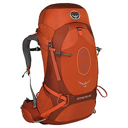 Osprey Atmos 50 AG Backpack - Men's, Cinnabar Red, 256