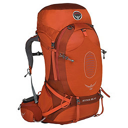 Osprey Atmos 65 AG Backpack - Men's, Cinnabar Red, 256