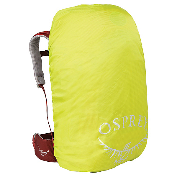Osprey Hi-Visibility Raincover, Electric Lime, 600