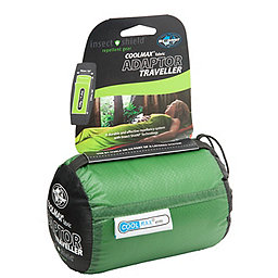 Sea To Summit Adaptor Coolmax Liner Traveller Insect Shield, , 256