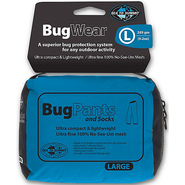 Sea To Summit Bug Pants & Socks Insect Shield, , 600