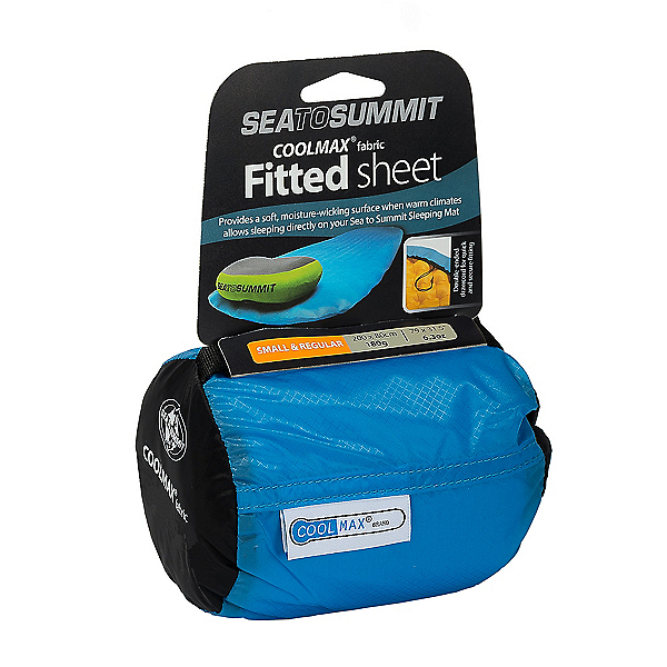 Sea To Summit Coolmax Fitted Sheet, , 600