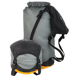 Sea To Summit Ultra-Sil Compression Dry Sack, Grey, 256