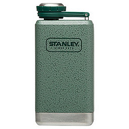 Stanley Adventure Stainless Steel Flask, Hammertone Green, 256